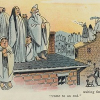 Catalogue non exhaustif des fins du monde et des retours annoncés de Jésus.